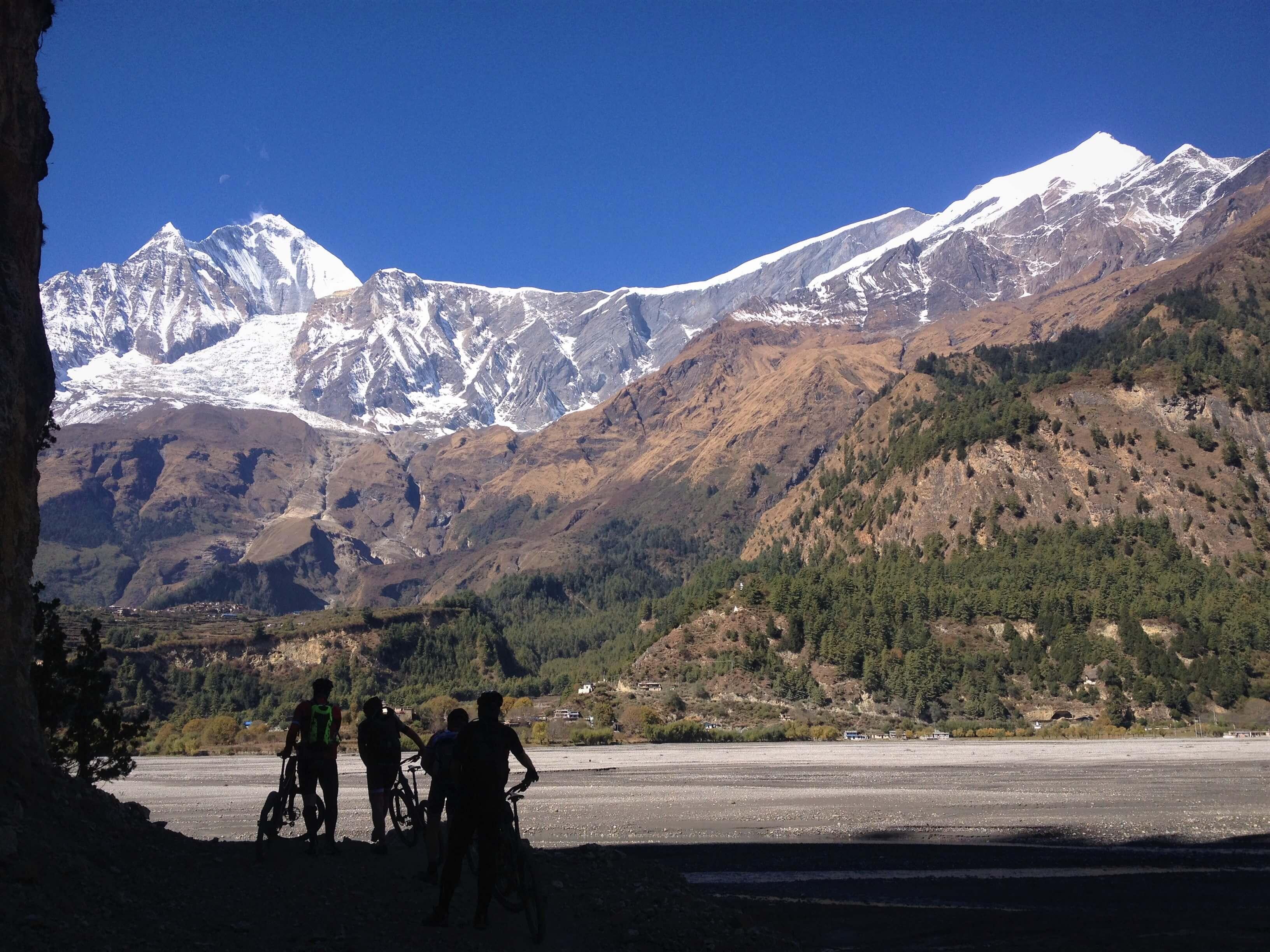 Nepal Mountain bike tours